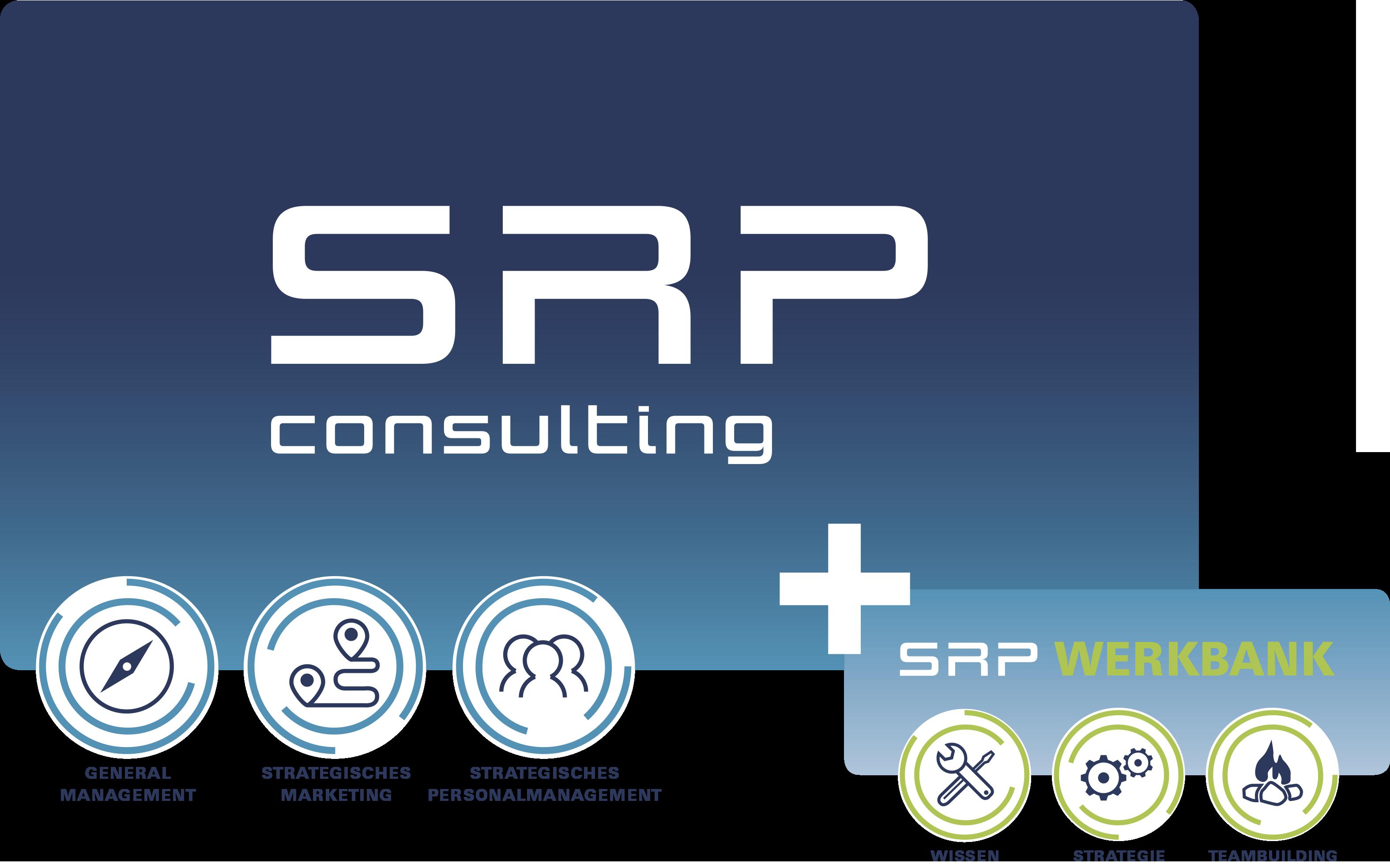 SRP Consulting Tätigkeitsfelder